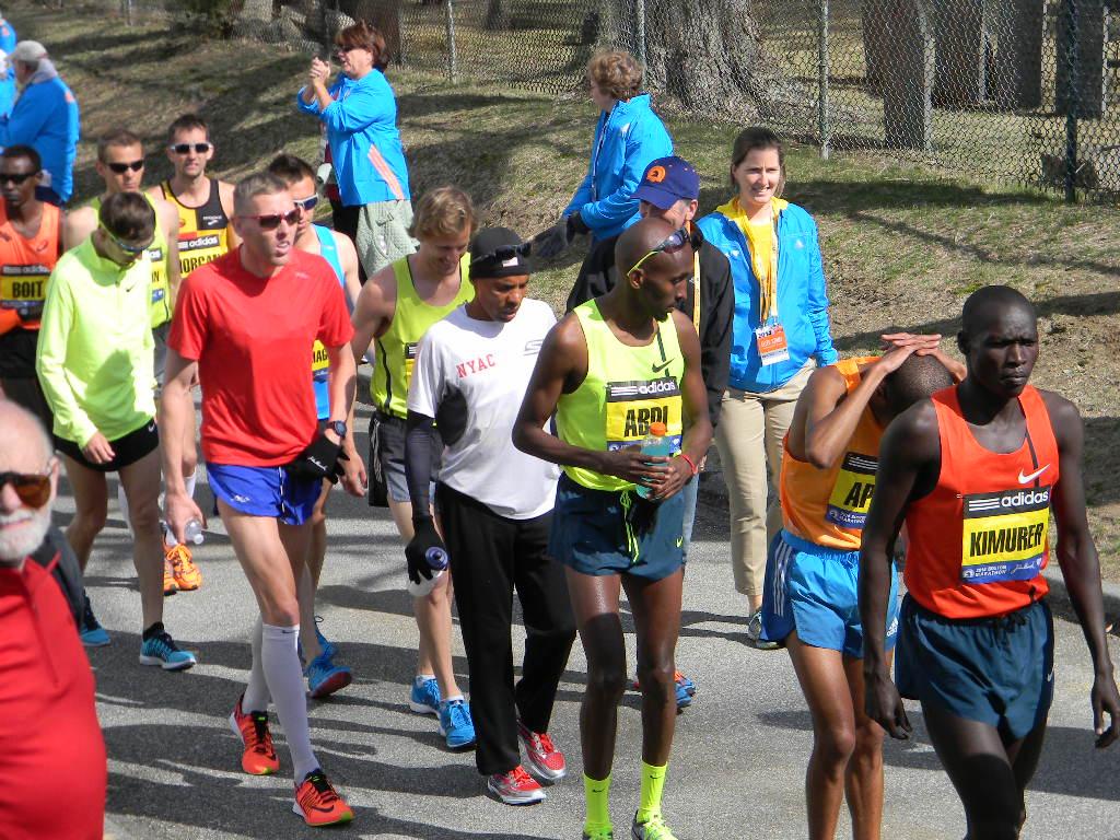 Radio Flyer Bike >> Boston Marathon 2019