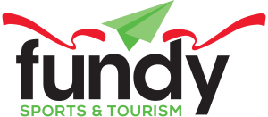 Fundy Sports and Tourism Logo Colour