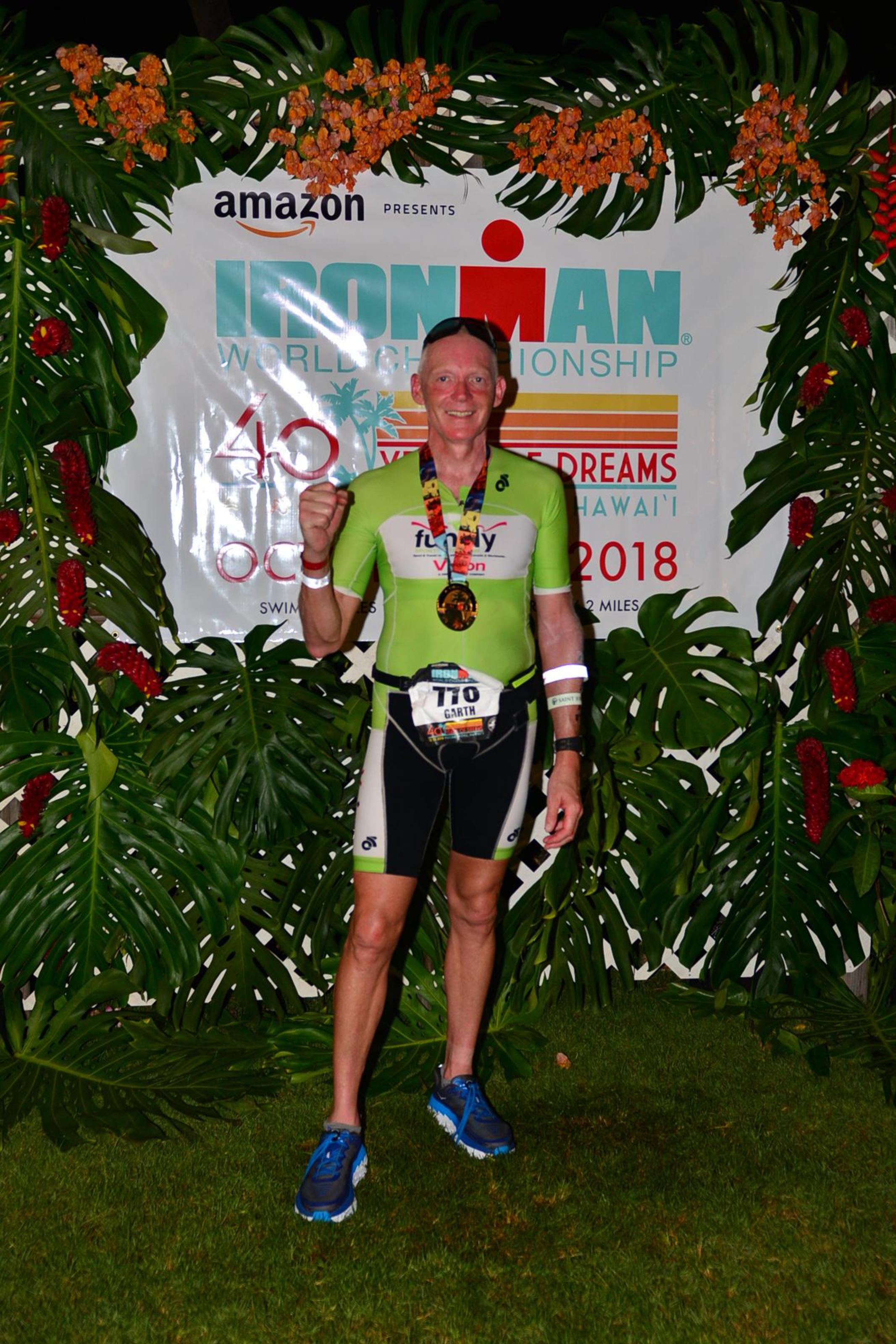 2018 Hawaii Ironman