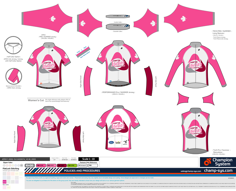 We will be ordering the Tech Bib Shorts – the one featured above – bottom  left. Ladies Sizing Guide ... 52f029fe4